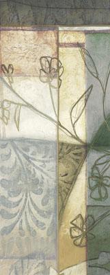 Jennifer Goldberger - Stained Glass Garden III