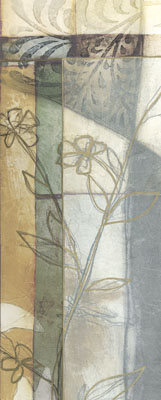 Jennifer Goldberger - Stained Glass Garden IV