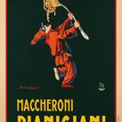 Achille Luciano Mauzan - Maccheroni Pianigiani, 1922