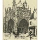 A Robida - Ornate Façade I