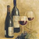 Albena Hristova - Damask Wine II