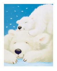 Alison Edgson - Fluffy Bears II
