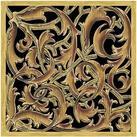 Vision Studio - Ornamental Squares IV