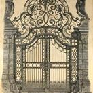 Vision Studio - Wrought Iron Gate