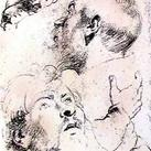 Rubens - Head and Hand Study
