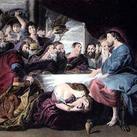 Rubens - Mary Anointing Jesus' Feet