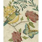 Chariklia Zarris - Antique Aviary I