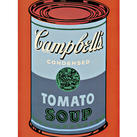 Andy Warhol - Campbell`s Soup Can (Tomato) IV