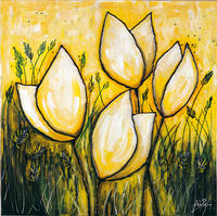 Ale - Yellow flowers