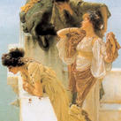 Alma-Tadema - Position Avantageuse