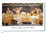 Albert Joseph Moore - Summer Night