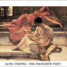 Alma-Tadema - The Favourite Poet