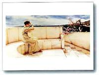 Alma-Tadema - Expectations