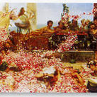 Alma-Tadema - The roses of Heliogabalus
