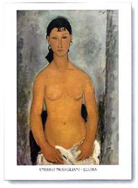 Amedeo Modigliani - Elvira