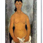 Amedeo Modigliani - Elvira