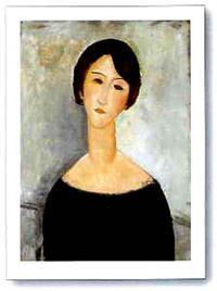 Amedeo Modigliani - Donna In Nero