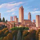Adriano Galasso - San Gimignano