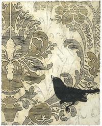 June Erica Vess - Damask Songbird I