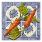 Abby White - Carrot Tile