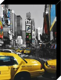 A Photography Collection - Rush Hour on Broadway