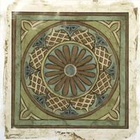 Chariklia Zarris - Ornamental Tile I