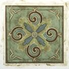 Chariklia Zarris - Ornamental Tile V
