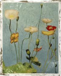 Chariklia Zarris - Embellished Poppies II