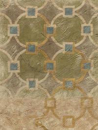 Chariklia Zarris - Exotic Tile IV