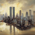 Alexander Moore - Reflections of Manhattan