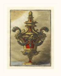 Giardini - Decorative Urn, PL 78