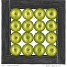 Jennifer Goldberger - Green Apples Cubed