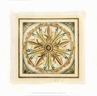 Chariklia Zarris - Crackled Cloisonne Tile I