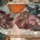 Buonarroti Michelangelo - Creazione degli Astri