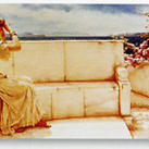 Alma-Tadema - Expectations