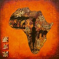Andrea Haase - Terre Afrique - 10 pièces