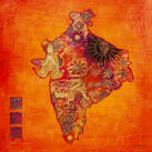Andrea Haase - L´esprit indien - 10 Stück