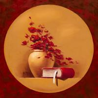 Bernadette TRIKI - Bouquet de fleurs II - 10 kpl