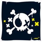 Arsen - Drapo pirate - 10 Stück