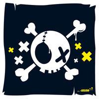 Arsen - Drapo pirate - 10 pièces