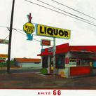 Ayline Olukman - Route 66 - West End Liquor - 10 pieces