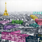 Anne Valverde - Eiffel Colours - 10 pieces