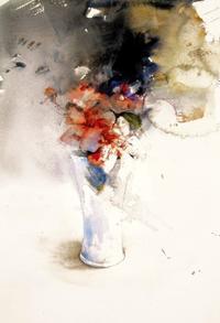 Lars-Eje Larsson - Shy bouquet
