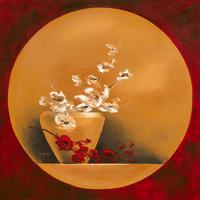 Bernadette TRIKI - Bouquet de fleurs I