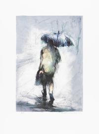 Berndt Wennström - I regnet / In the rain