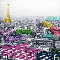 Anne Valverde - Eiffel Colours