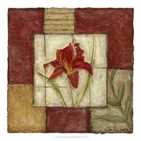 Chariklia Zarris - Flower Montage III