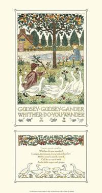 Francis D. Bedford - Goosey, Goosey Gander