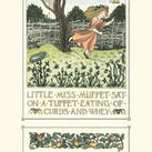 Francis D. Bedford - Little Miss Muffet
