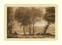 Claude Lorraine - Pastoral Landscape I